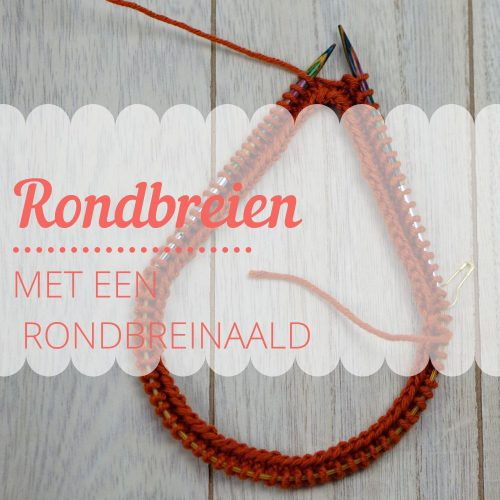 Rondbreien Pinterest + blog