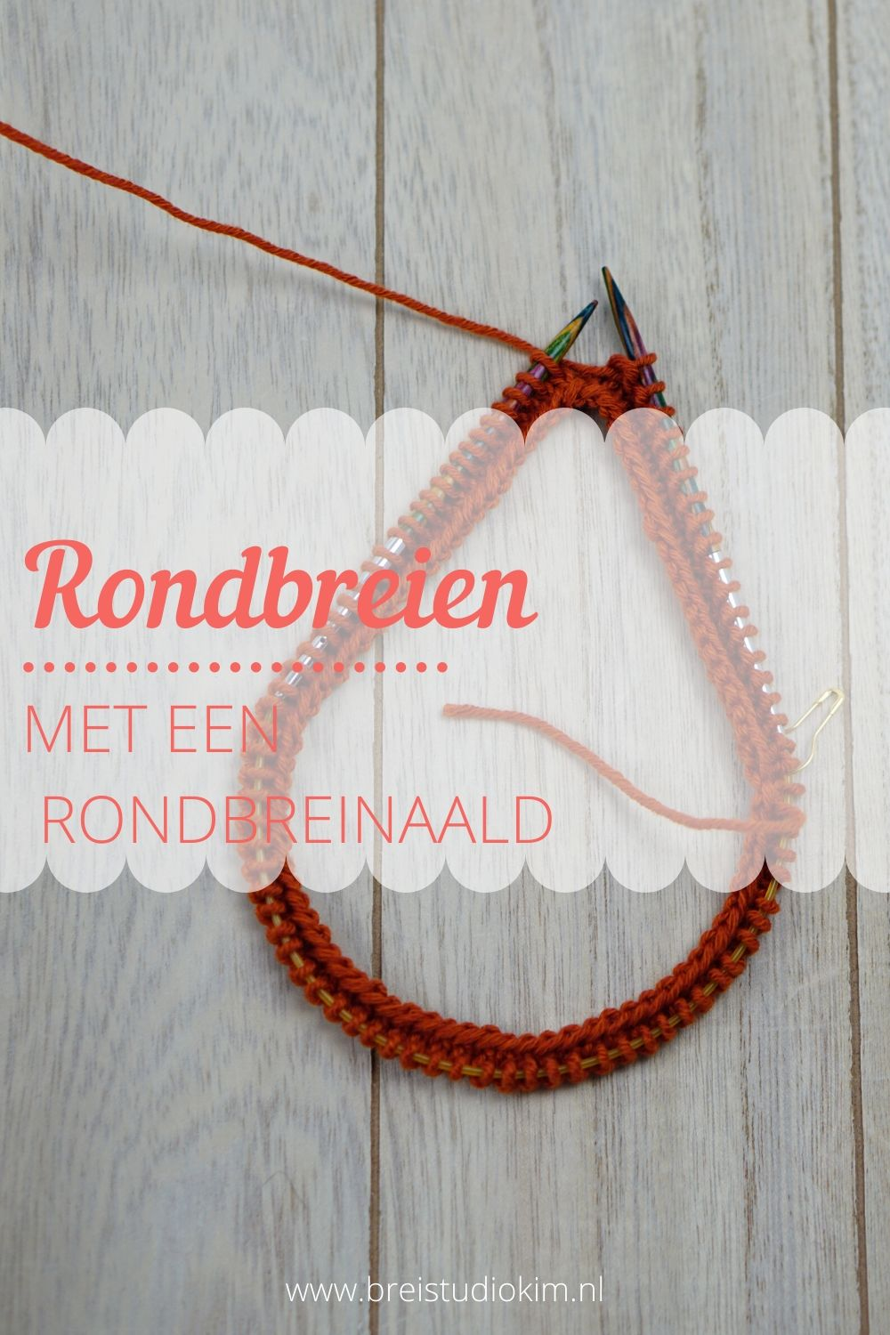 Rondbreien Pinterest + blog