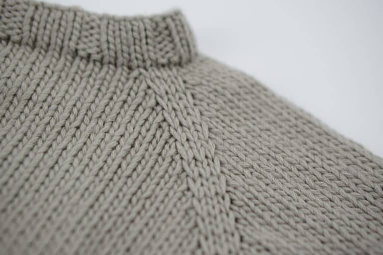 raglan trui