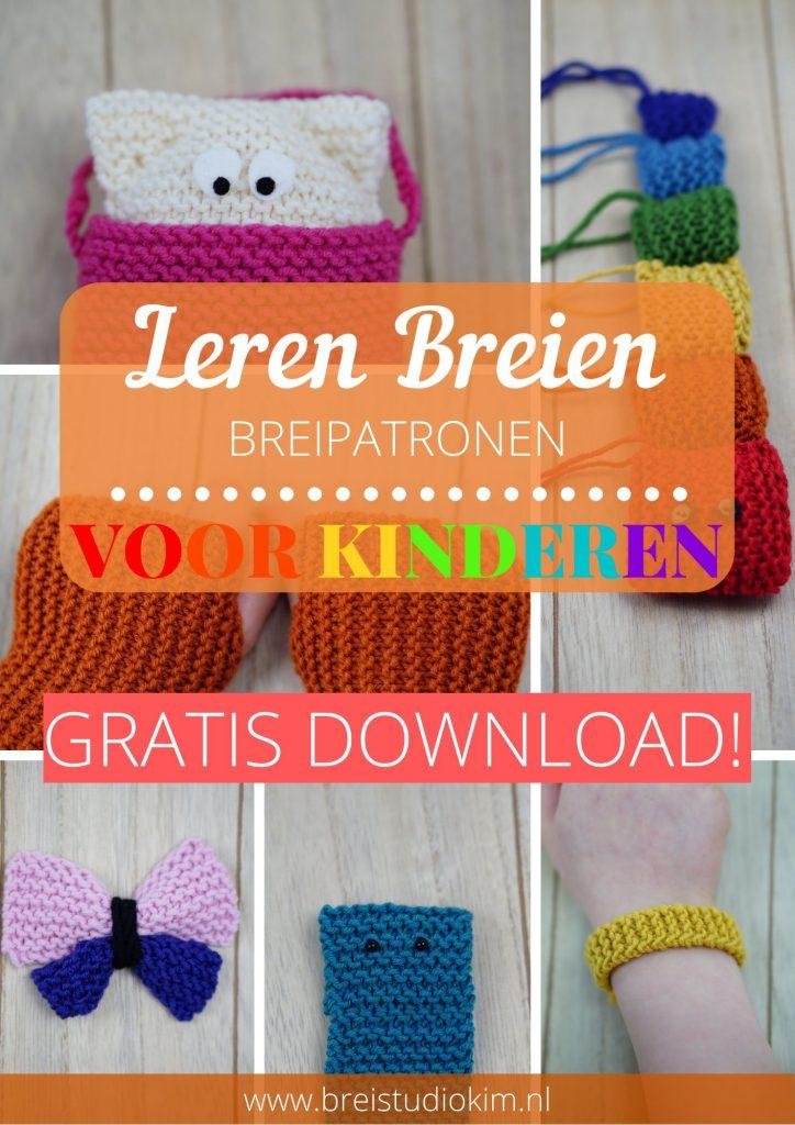 Leren Breien - Breipatronen voor Kinderen