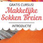 Makkelijke Sokken Breien Voor Beginners - Gratis Cursus!