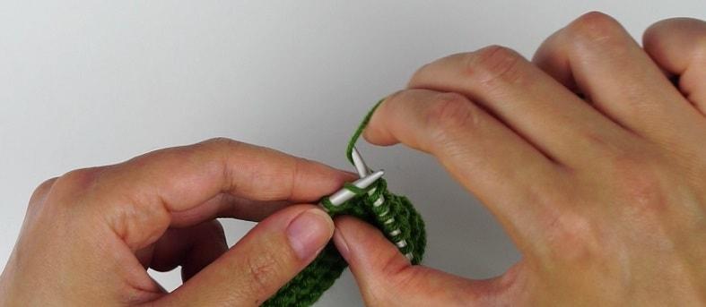 Sneller breien met lever knitting