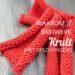 Waarom je breiwerk krult (met oplossingen!) Pinterest + Blog